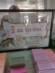 Pretty Religious print £10