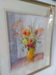 ORIGINAL Water colour  by a Broughty Ferry Artist £20