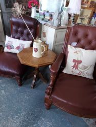 Two vintage chairs in great condition £130 and £140