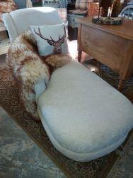 Good quality chaise longue £145