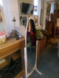 Cheval Mirror - £35