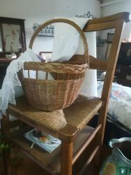 Church Chairs (6) For £150