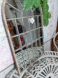 Nice distressed mirrors (new) £25    60cm by 36cm SOLD OUT