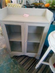 Little Glazed Cupboard - £45  SOLD