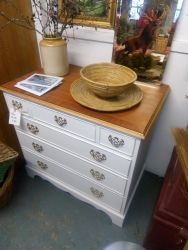 Good Chest, Renovated - £75