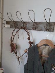 Metal continental hook board £14
