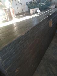 Huge Vintage Storage Chest - Renovated 190cm Wide x 87cm High x 74cm Deep - £250