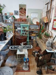 Various garden items - something for everyone....