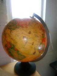 Good quality Metal Globe £18