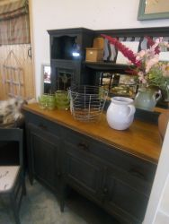 Lovely Mirror Back Sideboard - £145 SOLD
