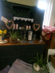 Oak Dresser Painted & Stripped 120cm - £145  SOLD