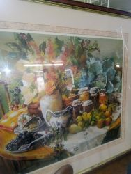 Large Peri Duncan Print 80cm x 76cm - £40