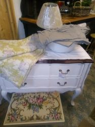 Pretty French Style Chest - £75