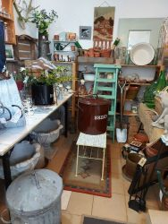 Lots of new rustic items for the next POP UP SALE
