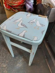One seagull stool £15