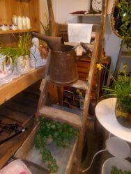 Sets Of Display Ladders - £20