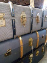 A few good trunks only £30 each