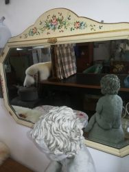 Vintage Mirror - 70cm x 53cm - £20   SOLD