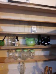 Vintage shelf unit £30      SOLD