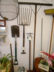 Garden Tools All Good Quality Vintage Some £10,£8 & £5