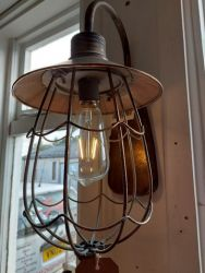Battery operated Wall lights £30