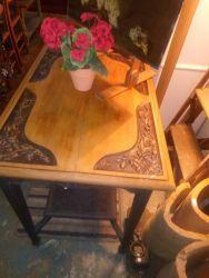Neat Window Table - £40