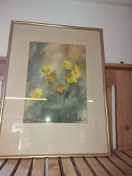 Lovely watercolour £20
